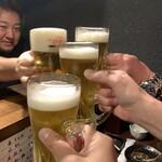 124292776 -  cheers!!