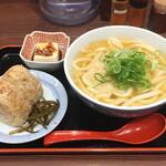 因幡うどん - 朝定(570円)