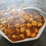 創作家庭料理 豊盛 - 表面張力ギリギリの麻婆飯www
