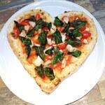 アストロピッツァ - ハートのピザ(ポイント特典)