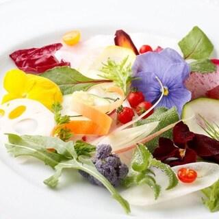 美味しい有機野菜は食べるサプリ