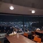 函館山ロープウェイ山頂レストランジェノバ -