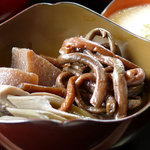 香料理庵 紅葉 - 料理写真:炊き合わせ