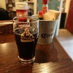 Irish Pub An SOLAS - アイスコーヒー