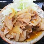124303044 - 焼肉定食(アップ)