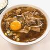 いのたに - 料理写真:中華そば肉入り玉子追加(中)税込750円
