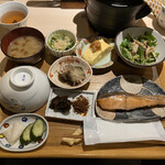 旬菜 いまり - 京朝食 1500円