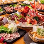 高松個室居酒屋 東北料理とお酒 北六 -