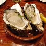 Cabana - 生牡蠣