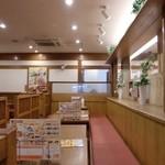 おはしカフェ・ガスト - 和の雰囲気抜群のテーブル席