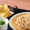 そばと酒と天ぷら 素や - 料理写真:旬菜天ざる
