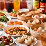 龍江飯店  - 138品の食べ放題と50品の飲み放題