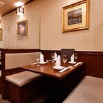 龍江飯店  - 半個室