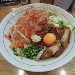 麺屋 誠 - 台湾まぜそば