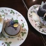 ミシュ ミシュ - 5種類のケーキを3人でシェアしました。