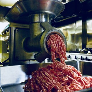 毎日店舗で手作り◎こだわりのハンバーグをご堪能ください!