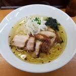 富白 - 鶏塩拉麺