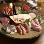 酒の魚 和海 - 限定5台★刺身9点徳盛り!