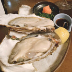 酒の魚 和海 - 岩手の生牡蠣
