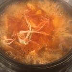 てじ韓 - 料理写真:スンドゥブ