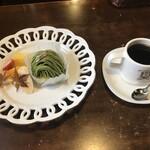 コーヒーハウス葡瑠満 - 料理写真: