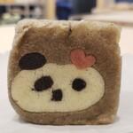 パン工房 Riso - Risoさん人気の看板商品❤️ パン・ダ(期間限定で耳が❤️になってます)がthinkさんで販売されてました