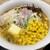 富川製麺所 - 料理写真:味噌コーンバターラーメン…税込1050円