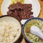 124332063 - ◆牛たん定食C (厚切り6枚)