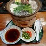 ときわ寿司 - クエ鍋