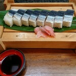 ときわ寿司 - さんま寿司
