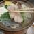 ときわ寿司 - 料理写真:クエ鍋の切身