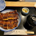 うなみ - 鰻丼特¥2,600