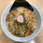 らーめん たいざん - 富士山燻製醤油ラーメン