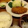 とんかつ専門店 きたみ - 料理写真:ロースカツ定食\1200