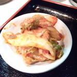 ラーメン麺座 - キムチ