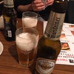 Bistro ひつじや - ビール