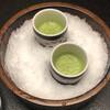 九兵衛旅館 - ドリンク写真:小松菜の野菜ジュース