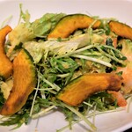 1966 DOMANI - エビ、アボカド、根菜のゴロゴロサラダ