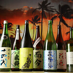 珊瑚ダイニング オフショア - 日本酒