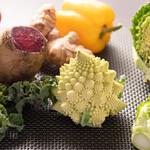 Restaurant MAEKAWA - 京都大原、上賀茂、石川能登の野菜