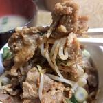 多津田食堂 - 辛さはあまり無くピリッと程度でコチジャン仕様かな?