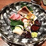 Nurukansatou - 鮮魚5種