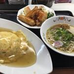 餃子の王将 - 日替りランチ