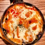 CONA - ナスとモッツァレラチーズのグラタン