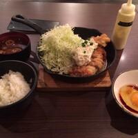 九州ざんまい-チキン南蛮定食
