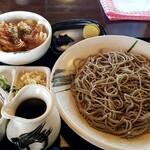 そば処 ひば - 料理写真:
