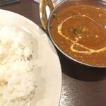 バッティ - キーマカレー 辛口