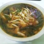 徳竜 - 料理写真:山菜味噌らーめん