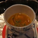 金星 - ②かぼちゃのお吸い物