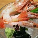 北の味紀行と地酒 北海道 - 殻の色が……